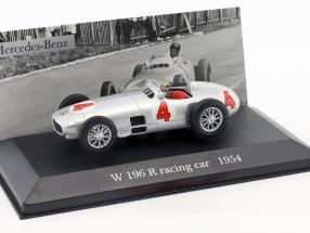 J.-M. Fangio Mercedes-Benz W196 #4 formula 1 1954 1:43 Ixo Altaya