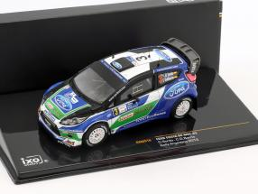 Ford Fiesta RS WRC #3 Rallye Argentina 2012 Sordo / Barrio 1:43 Ixo