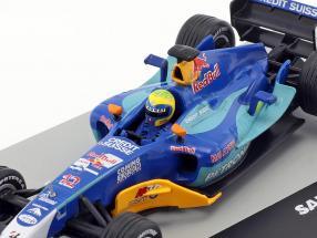 Felipe Massa Sauber C23 #12 Italy GP formula 1 2004