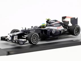 Bruno Senna Williams FW34 #19 Malaysia GP Formel 1 2012 1:43 Altaya