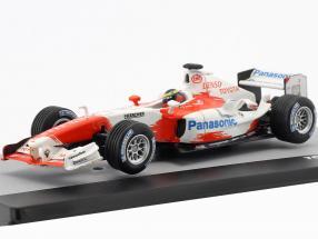 Ricardo Zonta Toyota TF104B #17 Brasilien GP Formel 1 2004 1:43 Altaya