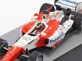 Ricardo Zonta Toyota TF104B #17 Brazil GP formula 1 2004