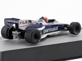 N. Piquet Brabham BT52B #5 World Champion Europe GP Formula 1 1983