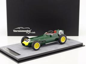 Bruce Halford Lotus 16 #44 monaco GP formula 1 1959 1:18 Tecnomodel
