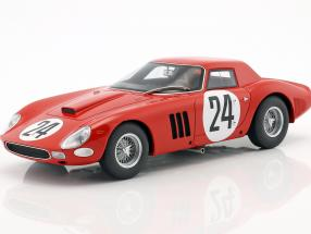 Ferrari 250 GTO #24 5th 24h LeMans 1964 Bianchi, Blaton 1:18 CMR
