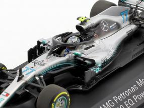 Valtteri Bottas Mercedes-AMG F1 W09 EQ Power  #77 Formel 1 2018