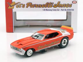 Ford Mustang Parnelli Jones Dragster #799 Danny Ongais 1:18 GMP
