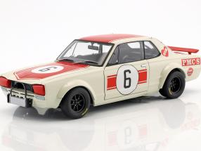 Nissan Skyline GT-R (KPGC10) #6 Japan GP Winner 1971 Takahashi 1:18 AUTOart