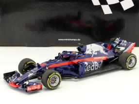 Brendon Hartley Scuderia Toro Rosso STR13 #28 formula 1 2018 1:18 Minichamps