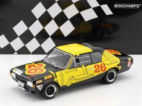 Opel Commodore A Steinmetz #26 Preis der Nationen Hockenheim 1970 Eberhard Gerstle 1:18 Minichamps