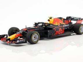 Max Verstappen Red Bull Racing RB14 #33 Winner Austrian GP Formel 1 2018 1:18 Spark