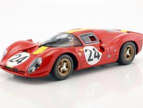 Ferrari 330 P4 #24 3rd 24h LeMans 1967 Blaton, Mairesse 1:12 CMR
