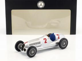 Hermann Lang Mercedes-Benz W125 #2 Winner Tripoli GP 1937 1:18 Minichamps