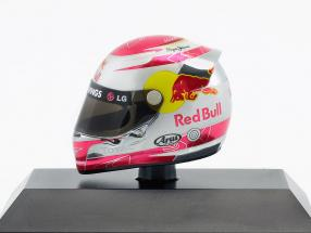 S. Vettel Red Bull GP Hockenheim Formula 1 World Champion 2010 Helmet