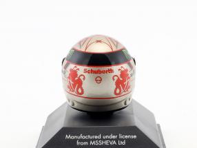 M. Schumacher Mercedes F1 W03 300th GP Spa Formula 1 2012 Helmet 1:8