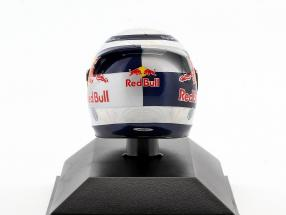 S. Vettel Red Bull GP Valencia Formula 1 World Champion 2010 Helmet