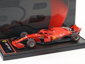 Sebastian Vettel Ferrari SF71H #5 Winner Kanada GP Formel 1 2018 1:43 BBR