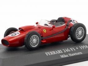 Mike Hawthorn Ferrari 246 F1 #16 formula 1 1958 1:43 Atlas