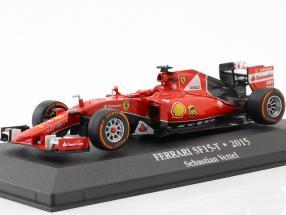 Sebastian Vettel Ferrari SF15-T #5 formula 1 2015 1:43 Atlas