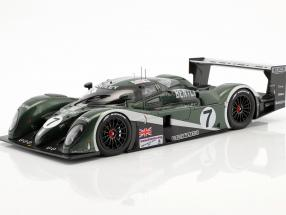 Bentley Speed 8 #7 Winner 24h LeMans 2003 Capello, Kristensen, Smith 1:18 TrueScale