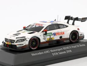 Mercedes-Benz AMG C 63 DTM #3 DTM 2018 Paul di Resta 1:43 Spark