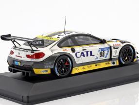 BMW M6 GT3 #98 2nd 24h Nürburgring 2017 Palttala, Catsburg, Sims, Westbrook