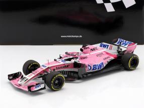 Sergio Perez Force India VJM11 #11 Formel 1 2018 1:18 Minichamps