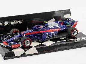 Pierre Gasly Scuderia Toro Rosso STR13 #10 formula 1 2018 1:43 Minichamps