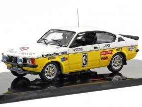 Opel Kadett GT/E Gr.1 #3 Rallye Hunsrück 1978 Warmbold, Pitz 1:43 Ixo