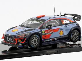 Hyundai i20 WRC #16  4th Rallye Portugal 2018 Sordo, del Barrio 1:43 Ixo