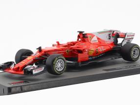 Sebastian Vettel Ferrari SF70H #5 Formula 1 2017 1:43 Altaya