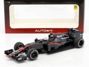 Fernando Alonso McLaren MP4-30 #14 GP Spanien Formel 1 2015 1:18 AUTOart