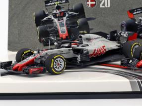 Grosjean #8 & Magnussen #20 2-Car Set Haas VF-18 formula 1 2018 1:43 Minichamps