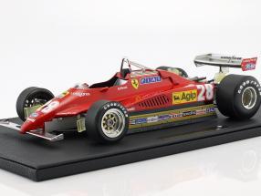 Didier Pironi Ferrari 126 C2 #28 Formel 1 1982 1:12 GP Replicas
