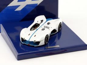 Alpine Vision Gran Turismo white / blue 1:43 Norev