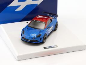 Alpine A60 Celebration Dieppe 1:43 Norev