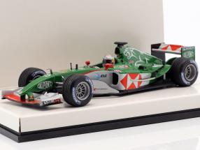 Christian Klien Jaguar R5 #15 formula 1 2004 1:43 Minichamps