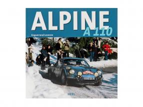 Buch: Alpine A 110 von Enguerrand Lecesne