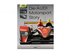 Book: Audi Motorsport Story from Claus-Peter Andorka
