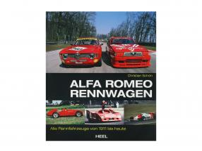 Book: Alfa Romeo Racing car - All Racecars from 1911 to today