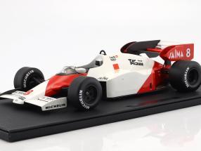 Niki Lauda McLaren MP4/2 #8 World Champion formula 1 1984 1:12 GP Replicas