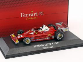 Niki Lauda Ferrari 312T2 #11 World Champion formula 1 1977 1:43 Atlas