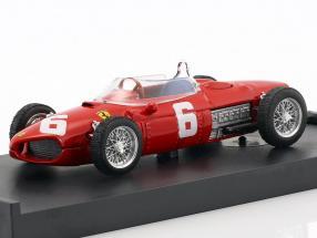 Richie Ginther Ferrari 156 F1 #6 Italien GP Formel 1 1961 1:43 Brumm