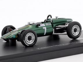 Kaimann Mk4 formula Vau #7 Niki Lauda Construction year 1969 green 1:43 AutoCult