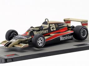 Riccardo Patrese Arrows A1B #29 formula 1 1979 1:43 Altaya