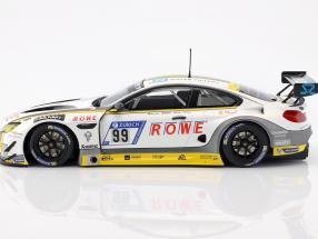 BMW M6 GT3 #99 10th 24h Nürburgring 2017 ROWE Racing