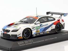 BMW M6 GT3 #43 ADAC GT Masters 2018 Bouveng, Marschall 1:43 Minichamps