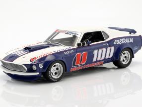 Ford Mustang Boss 302 Trans Am #U100 year 1969 Allan Moffat 1:18 Real Art Replicas