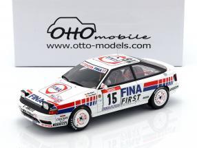 Toyota Celica GT-4 (ST165) #15 4th Tour de Corse 1991 Duez, Wicha 1:18 OttOmobile