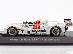 Porsche 935/76 WSC #7 Winner 24 LeMans 1997 Joest Racing